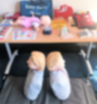 FAW Emergency First Aid at Work Training equipment