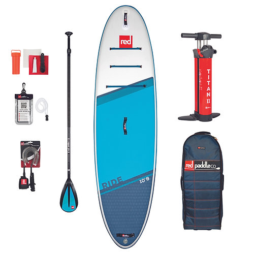 "10'8"" SUP package"