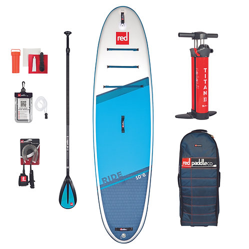 "10'6"" SUP package"