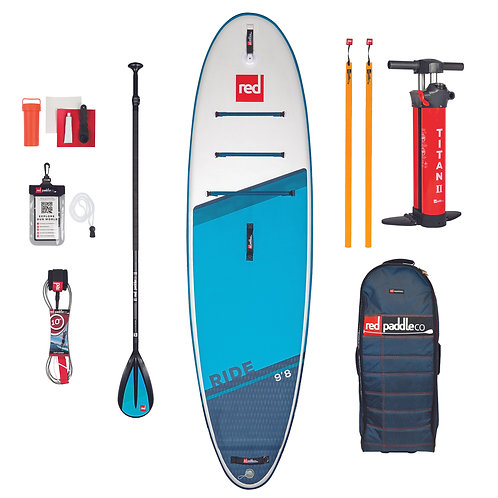 "9'8"" SUP package"