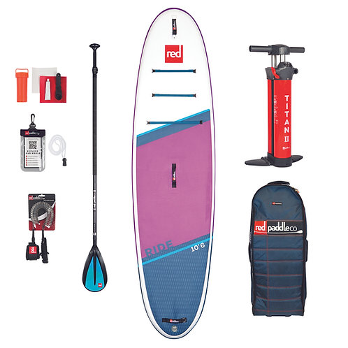 "10'6"" SE SUP package"