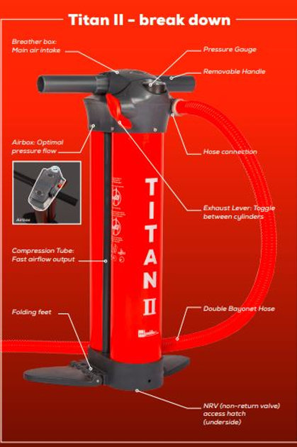 Titan II Pump