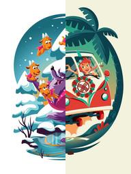 Fairytales in Nomadenland
