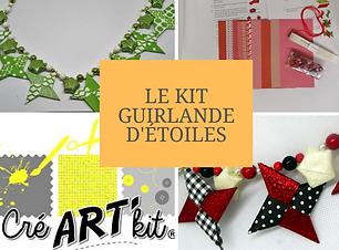 Récréartiss_Présentation Kit Guirlande d