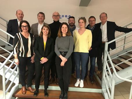 Inauguration des bureaux Bio'Med Santé à Saint Malo