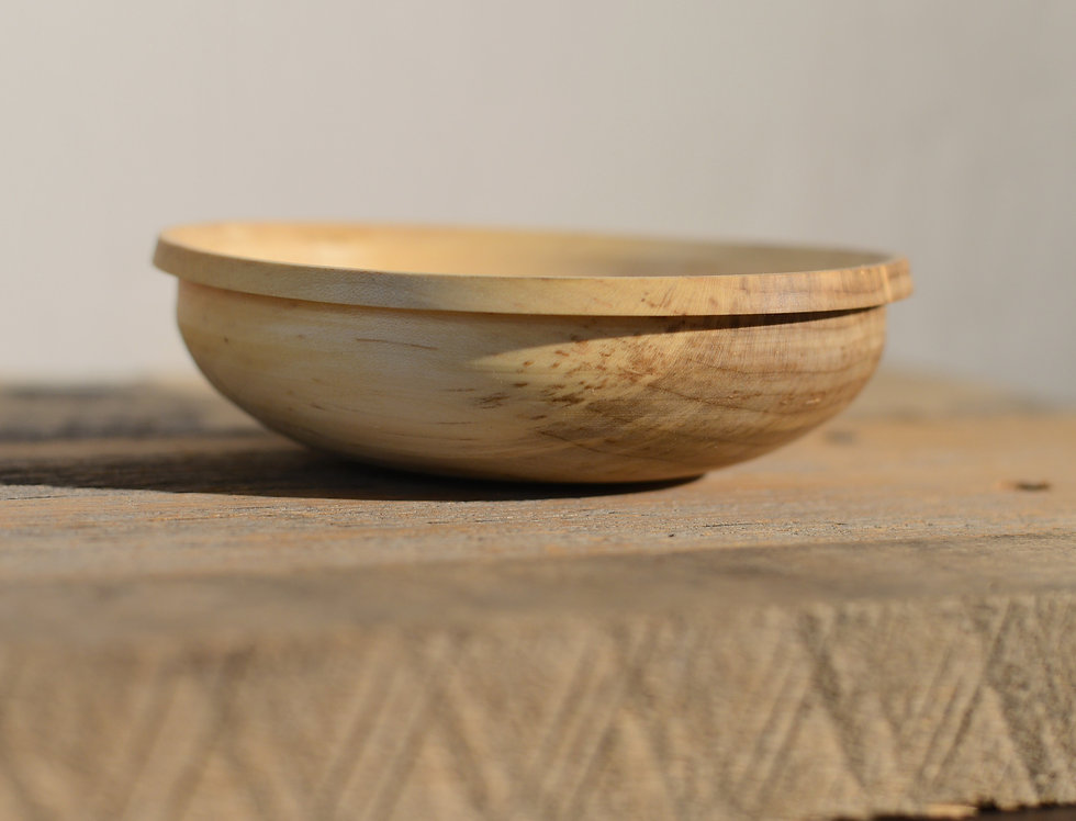 MAPLE SNACK BOWL