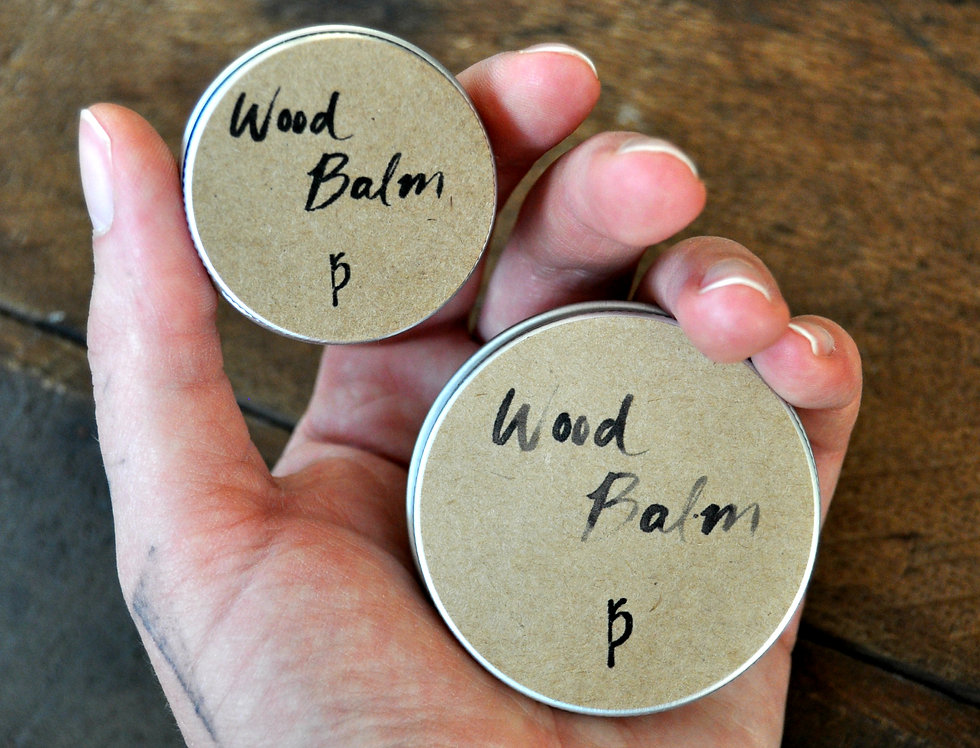 BALM FOR WOODEN WARES