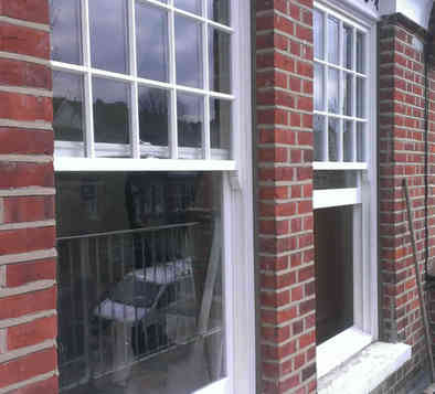 Sash Windows Muswell Hill FENSA GGFi IBG