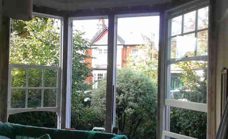 Sash windows Finchley