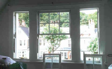 Sash Windows Highgate FENSA GGFi IBG