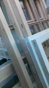 Hardwood Window Frames