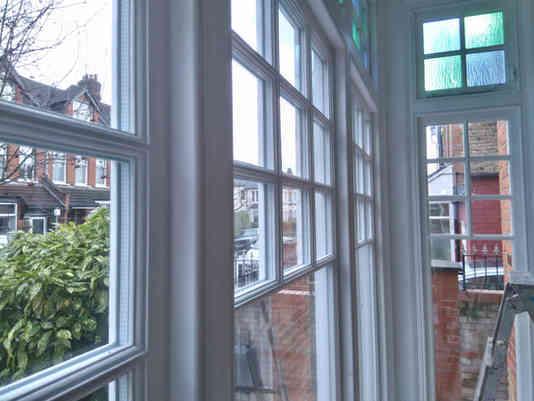Casement Windows Muswell Hill FENSA GGFi IBG