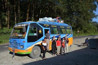 Tour du Dhaulagiri 2017