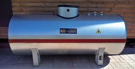 Газгольдер GasGold 1000 л