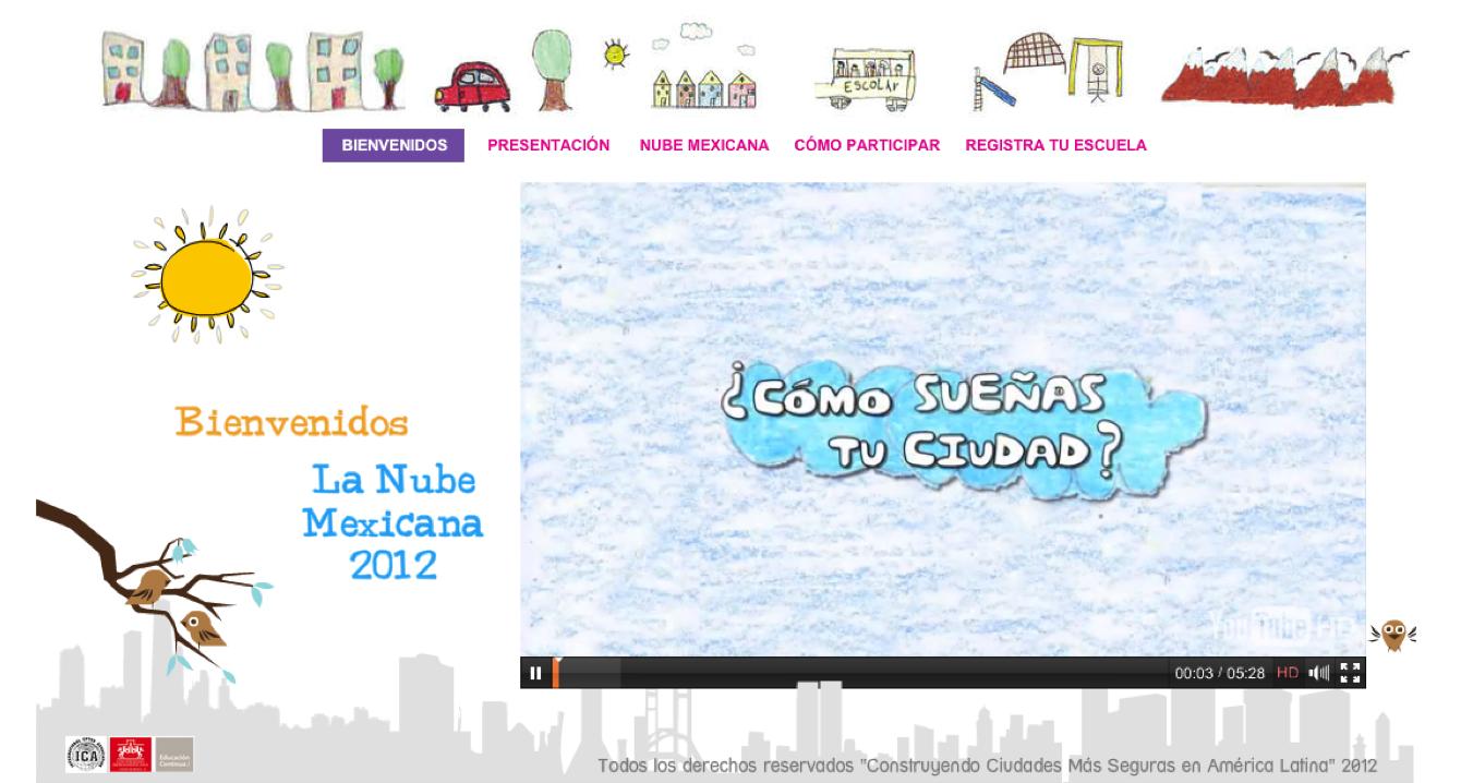 CIUDADES SEGURAS NUBE MEXICANA