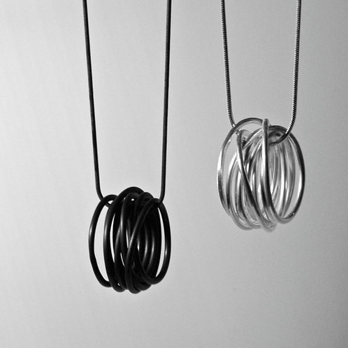 Wrap Ring Pendant