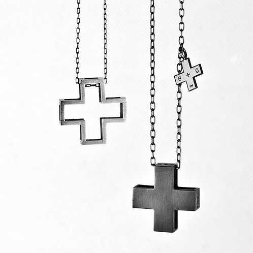 Cross (Empty) Pendant