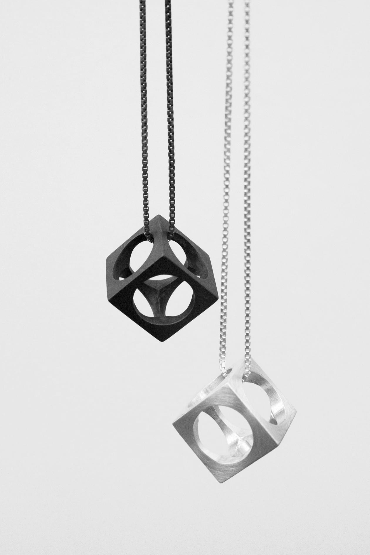 Cube Pendant