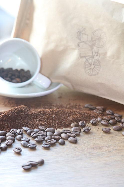 Café torrado e moído TRADICIONAL   500 gr (embalagem simples)
