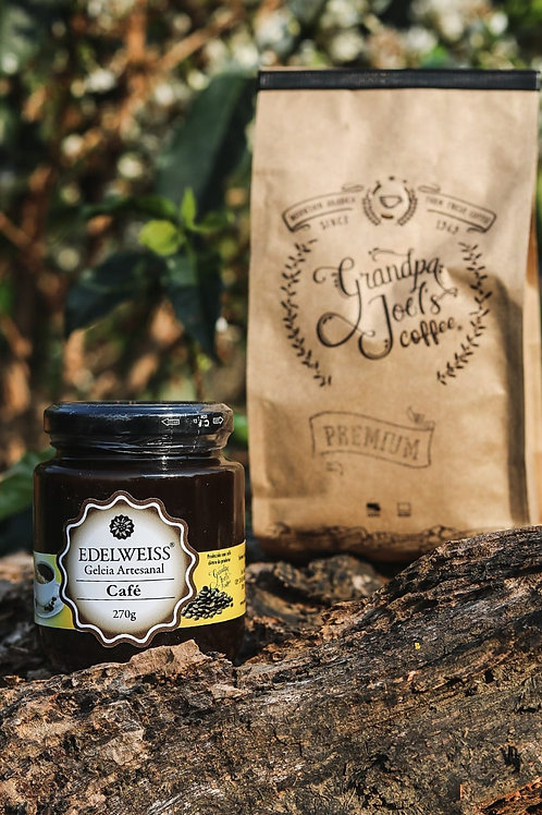 Geleia de Café Grandpa Joel´s Coffee