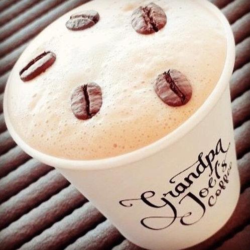 Cappuccino de NUTELLA  (quente)