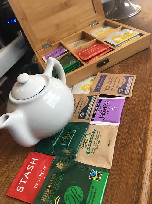 Chá importado (quente)