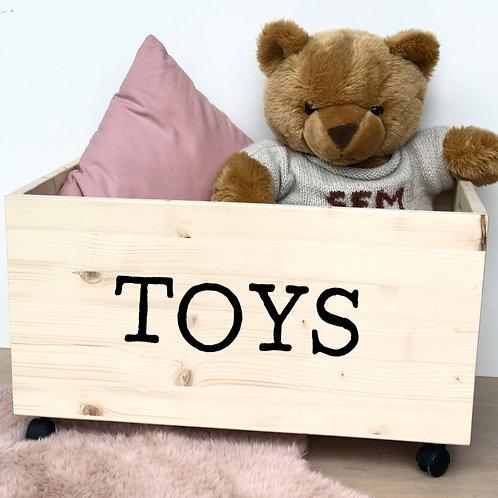 Speelgoedkist - Toys