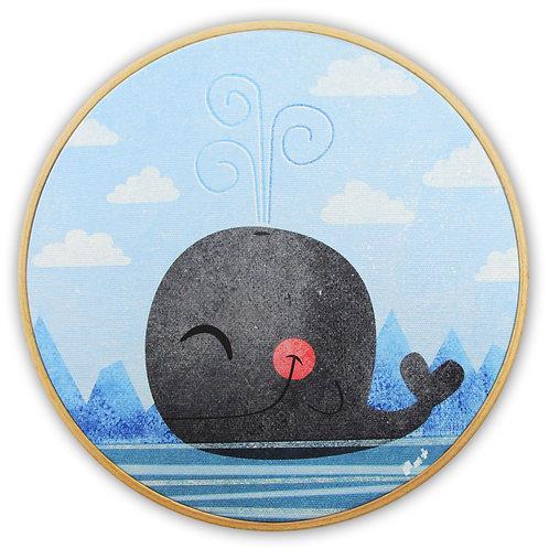 """little whale"""