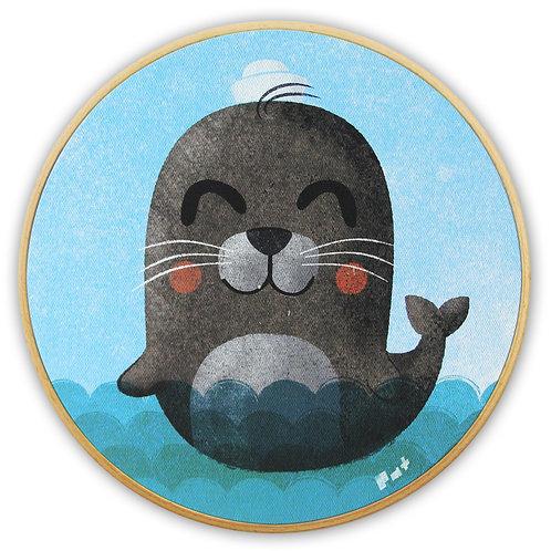 """little seal"""