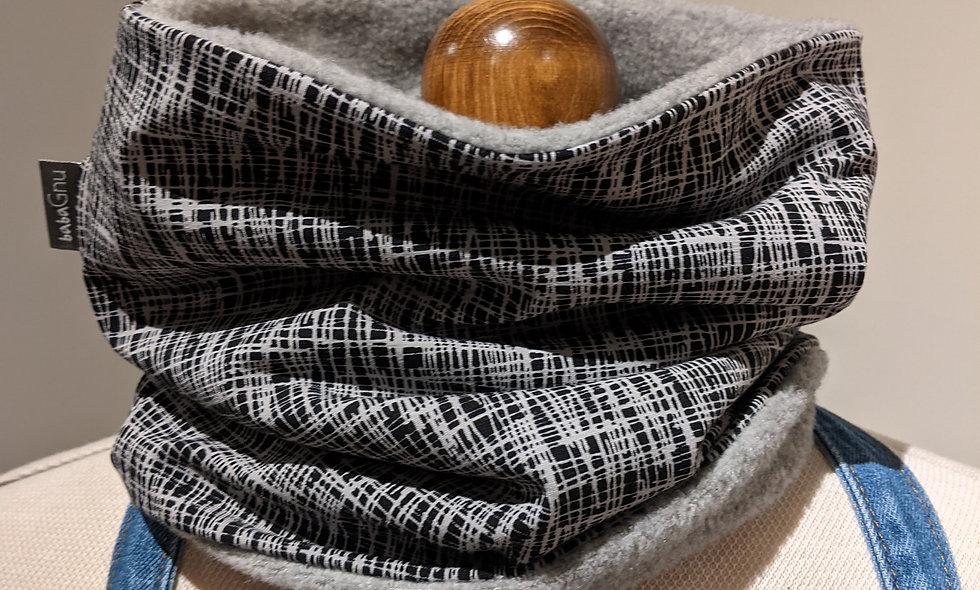 """Scratch that""- Light Grey Sherpa fleece lined (adult size)"
