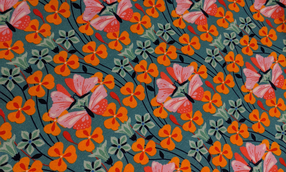 Butterfly Flowers - Adult size