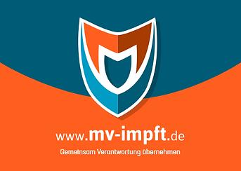 Logo MV Impft
