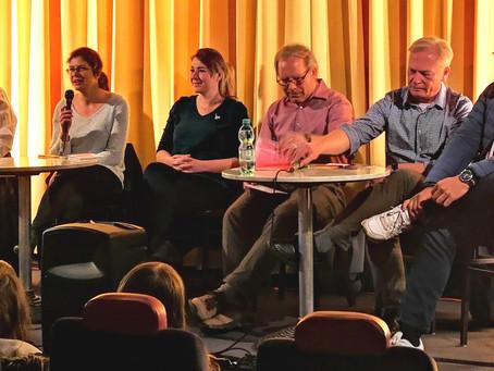 Quo Vadis Boizenburg? Podiumsdiskusion zwischen SchülerInnen und PolitikerInnen