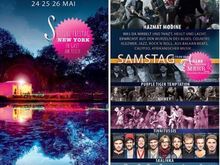 Teich und Töne-Festival in Bengerstorf