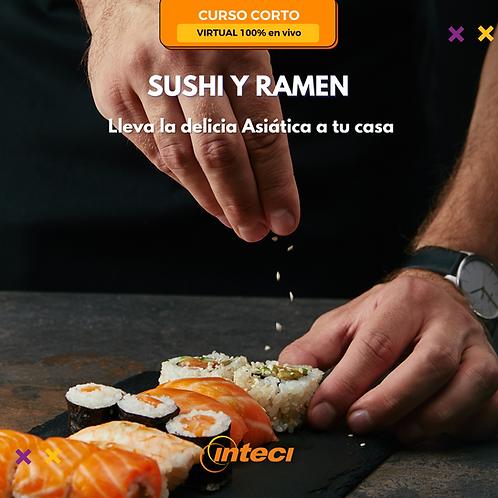 Sushi y Ramen (Curso Virtual)