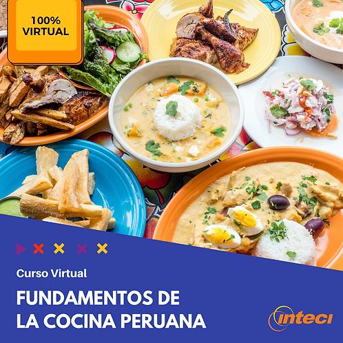 Fundamentos de la cocina peruana