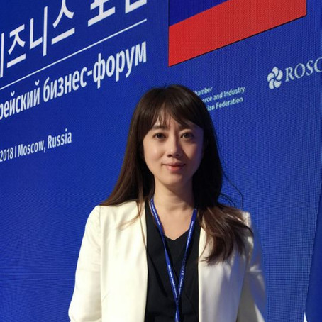 Ducogen participated in 2018 Korea and Russia Summit as one of the leading companies in team Korea.