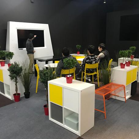 Feb.2019_Selected 'LABKID&LABBOY' Showroom in DMC