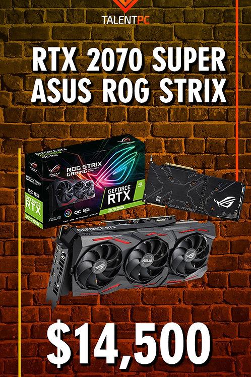 RTX 2070 SUPER ASUS ROG STRIX