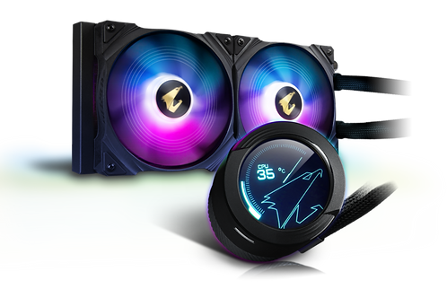 GIGABYTE AORUS Waterforce X 280 CPU COOLER All-in-one