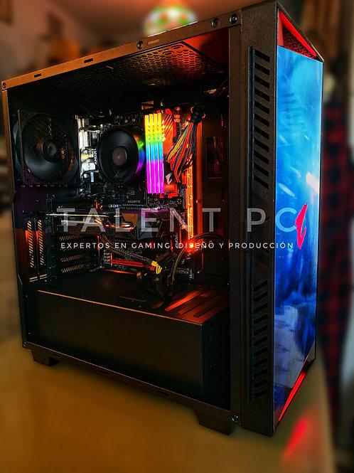 AORUS Dream machine battle box | GTX 1060 6GB - Ryzen 5 2600