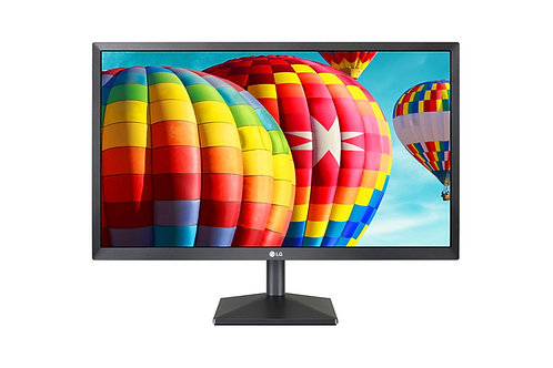 Monitor LG 24'' LED Full HD IPS con AMD FreeSync | 75Hz