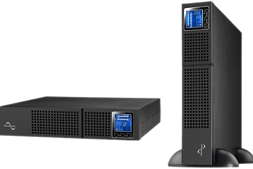 DataShield UT-3000 | 3000 VA, 2700 W, Negro, Industrial y Oficina