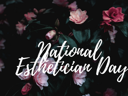National Aesthetician Day