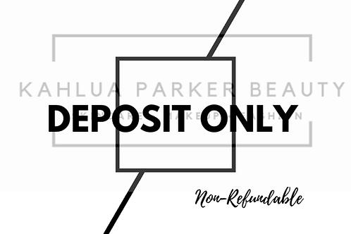 KPB $40 DEPOSIT ONLY