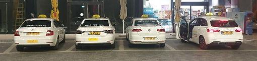 מונית מרחובות לרמלה