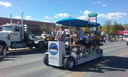 Swarm Days Parade