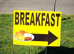 EAA Pancake Breakfast