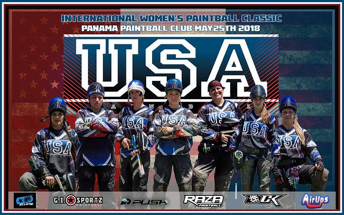 05.20.2018 US Womens Paintball Team Imag