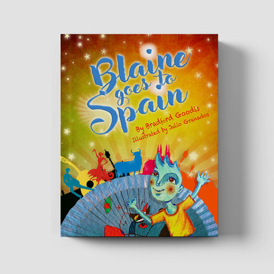 Blaine goes to Spain